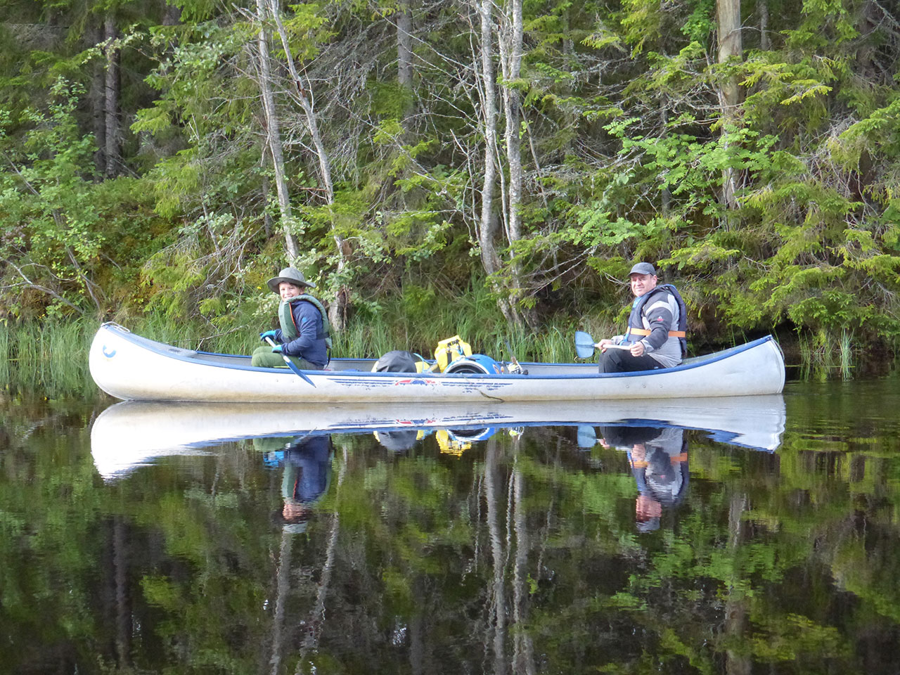 Canoe & Kayak packages